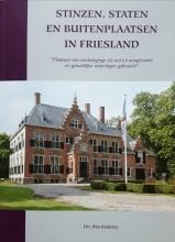 Rita  Radetzky , Stinzen, staten en buitenplaatsen in Friesland