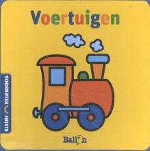 , Voertuigen (foamboek)