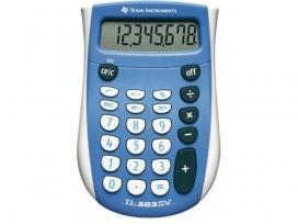 ,Rekenmachine TI-503 SV