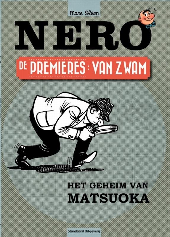 Marc Sleen,Van Zwam: het geheim van Matsuoka