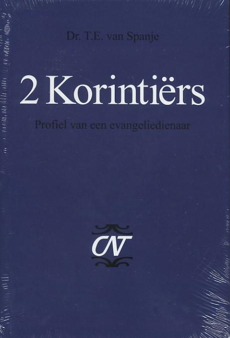 T.E. van Spanje,2 Korintiers