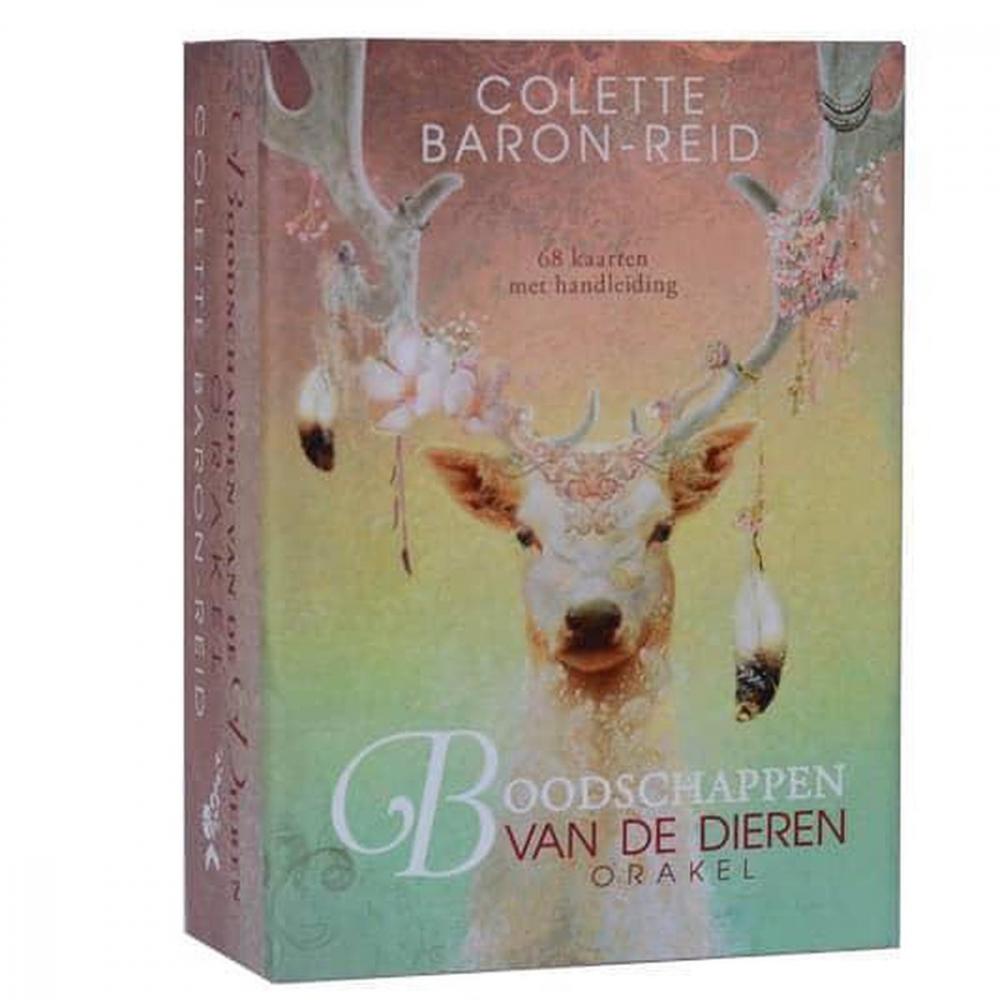 Collette Baron-Reid,Boodschappen van de Dieren