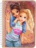 , Topmodel notebook liquid assorti