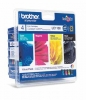 , Printercartridges Lc1100 Kleur Brother Set