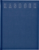 ,<b>Kasboek 165x210mm 96blz 2 kolommen blauw</b>