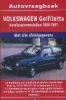 <b>Olving, P.H.</b>,Vraagbaak Volkswagen Golf /Jetta katalysatormodellen 1986-1991