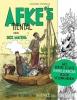 <b>Dick  Matena, Nienke van Hichtum</b>,Het eerste echte stripkleurboek voor volwassenen - Afke`s Tiental