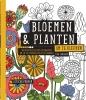 <b>Lisa Congdon</b>,Bloemen & planten om te kleuren