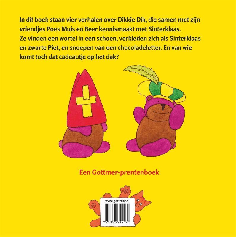 Jet  Boeke,Dikkie Dik Sinterklaas