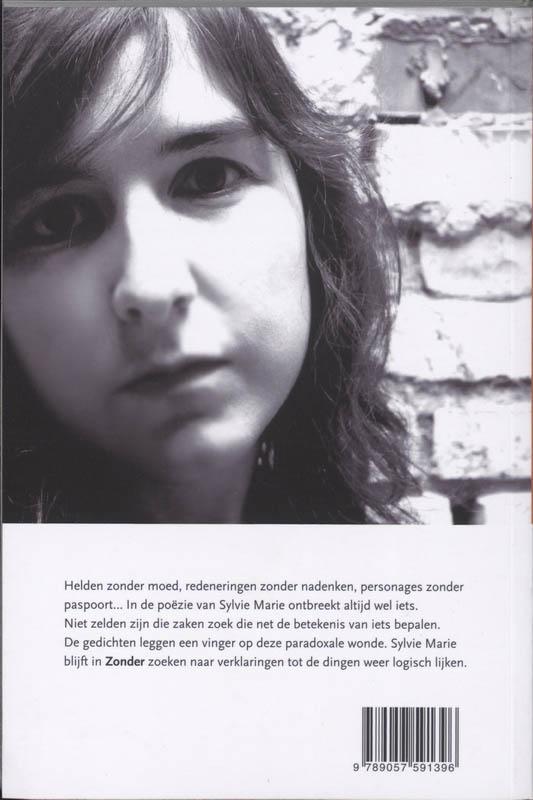 Sylvie Marie,Zonder