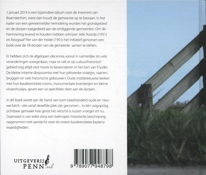 Jelle  Roorda, Pier van der Heide,Boarnsterhim