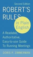 Zimmerman, Doris P. Robert`s Rules In Plain English