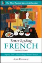 Annie Heminway Better Reading French