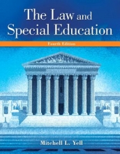 Yell, Mitchell L. The Law and Special Education