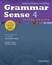 Kesner, Susan Grammar Sense 4. Student Book with Online Practice Access Code Card