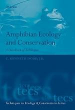 Dodd, Jr. Amphibian Ecology and Conservation