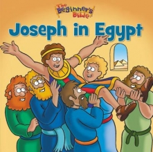 Zondervan The Beginner`s Bible Joseph in Egypt