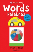 Priddy, Roger Bright Baby Words/Palabras