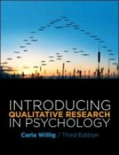 Carla Willig Introducing Qualitative Research in Psychology