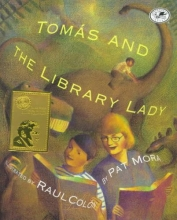 Mora, Pat Tomas and the Library Lady