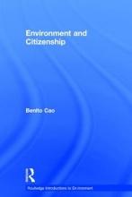 Cao, Benito Environment and Citizenship