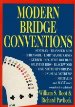 Root, William S.,   Pavlicek, Richard Modern Bridge Conventions