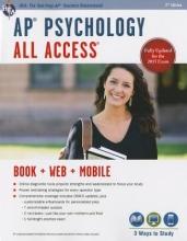 Fenton, Nancy AP(R) Psychology All Access Book + Online + Mobile