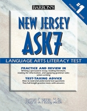 Pizzo, Joseph S. Barron`s New Jersey Ask7 Language Arts Literacy Test