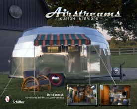 David Winick Airstreams: Custom Interiors