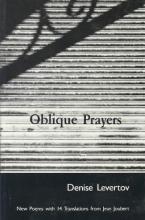 Levertov, Denise Oblique Prayers