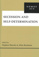 Secession and Self-Determination