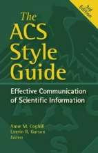 Coghill, Anne M. The ACS Style Guide