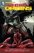 Lemire, Jeff Secret Origins Vol. 1 (the New 52)
