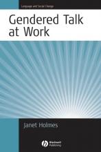 Janet Holmes Gendered Talk at Work