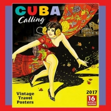 Vintage Travel Posters from Buyenlarge Cal 2017-Cuba Calling Vintage Travel Posters
