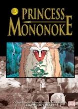 Miyazaki, Hayao Princess Mononoke Film Comic 3