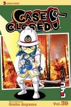 Aoyama, Gosho Case Closed, Volume 39