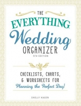 Hagen, Shelly The Everything Wedding Organizer