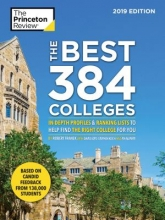 Princeton Review The Best 384 Colleges, 2019 Edition