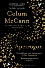 Colum McCann , Apeirogon