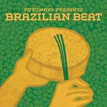 PUTUMAYO PRESENTS*Brazilian Beat(CD)