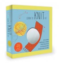 Hammett, Carri Learn to Knit Kit