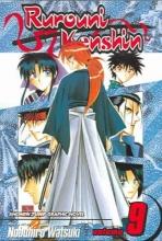 Watsuki, Nobuhiro,   Jones, Gerard Rurouni Kenshin 9