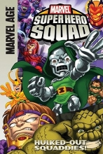 Dezago, Todd Marvel Super Hero Squad