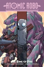 Clevinger, Brian Atomic Robo and the Ring of Fire
