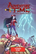Sorese, Jeremy Adventure Time 12