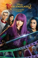 Disney Descendants 2 Cinestory Comic