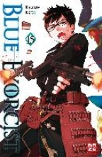 Kato, Kazue Blue Exorcist 15