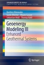 Watanabe, Norihiro Geoenergy Modeling III