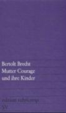 Brecht, Bertolt Mutter Courage und ihre Kinder